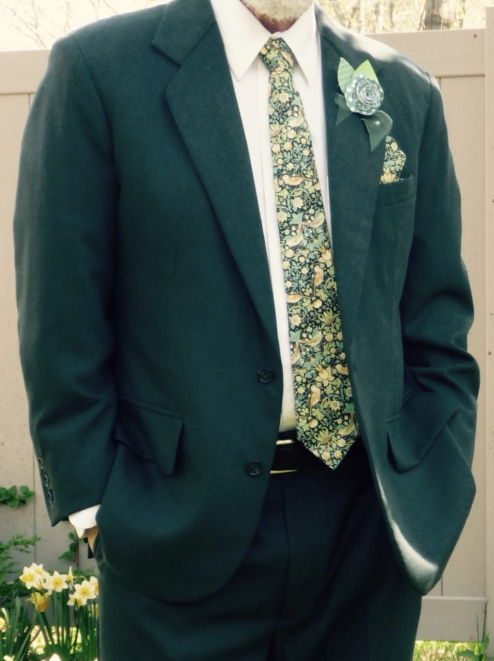 The Wedding Suit — Father of the BrideEdition
