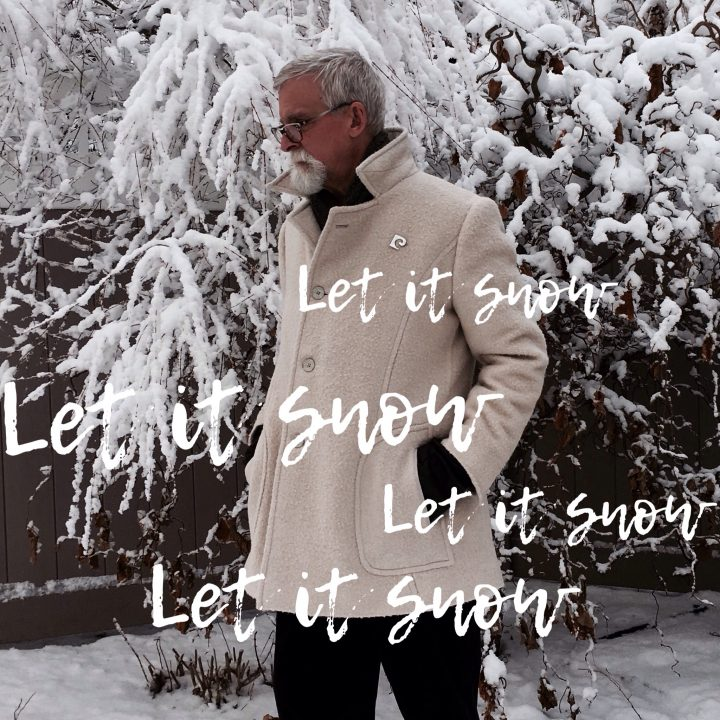The Pierre Cardin Coat — Let it Snow Edition